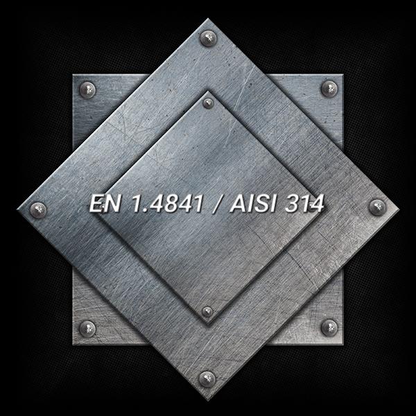 EN 1.4841 / AISI 314