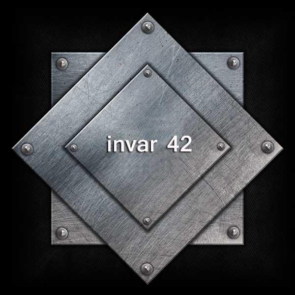 invar 42